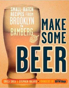 make some beer book