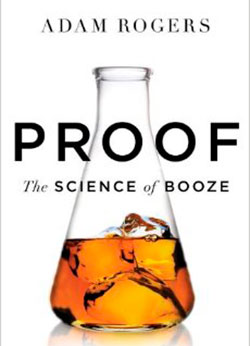 proof the science of booze book