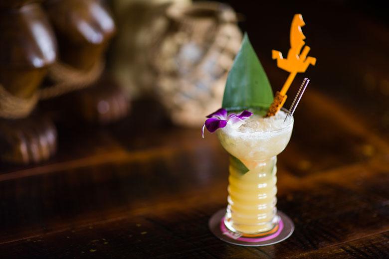 Pearl Diver cocktail recipe