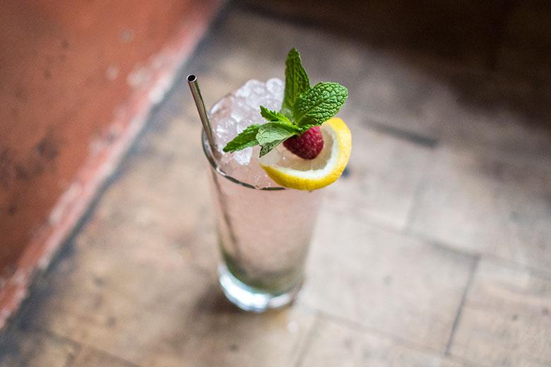 garden state julep cocktail recipe daniel krieger