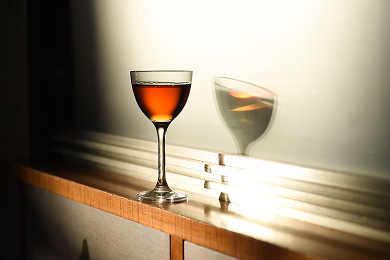 red hook cocktail milk & honey