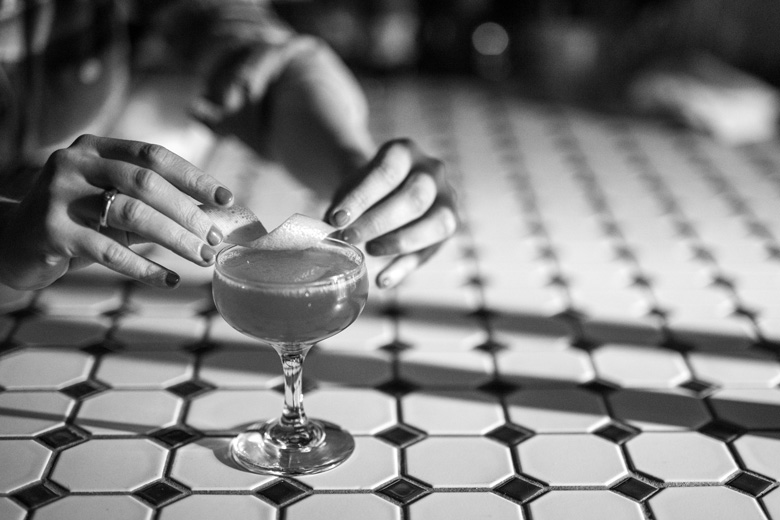 bartender's choice cocktail bar