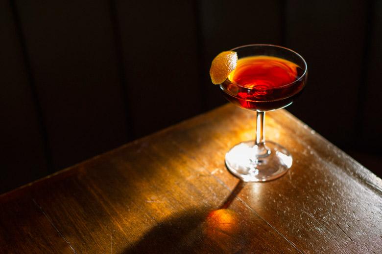 Byrrh cocktail