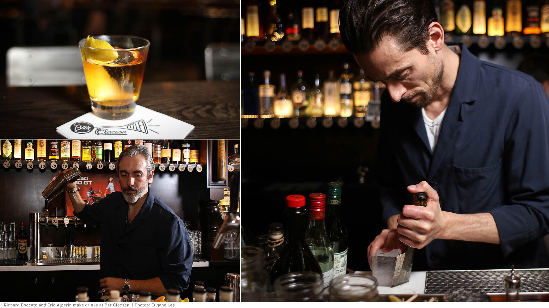 Bar Clacson LA