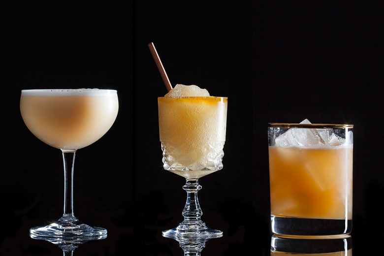 Penicillin Scotch Cocktail Recipe