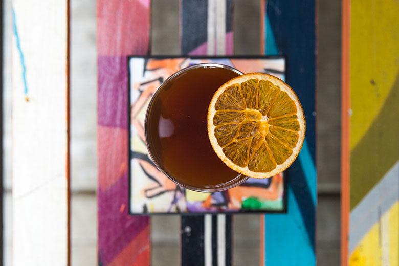 Capitol Park cocktail