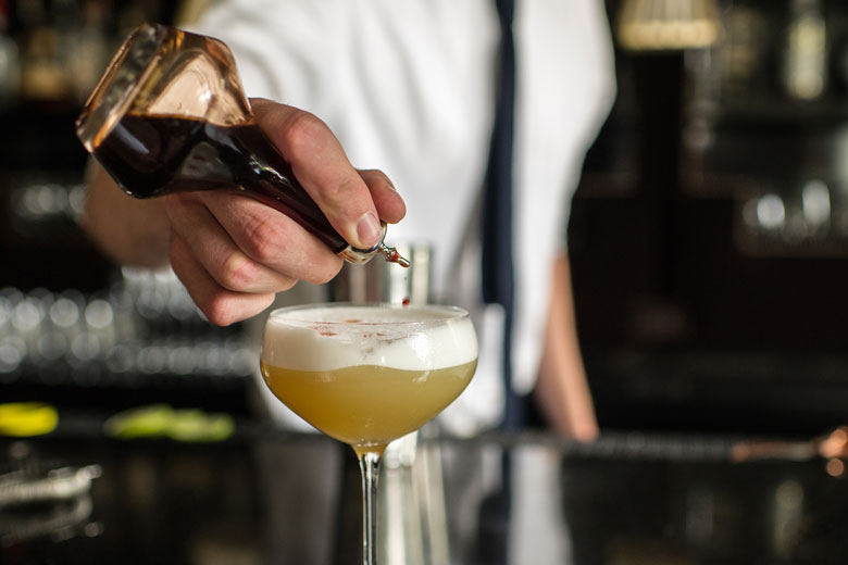 Bitters Blends Cocktail Recipe