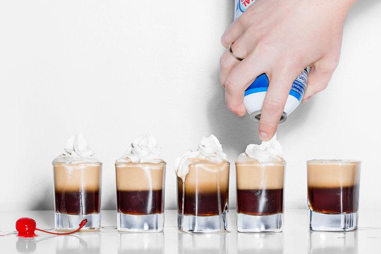 Sex Cocktail Shots