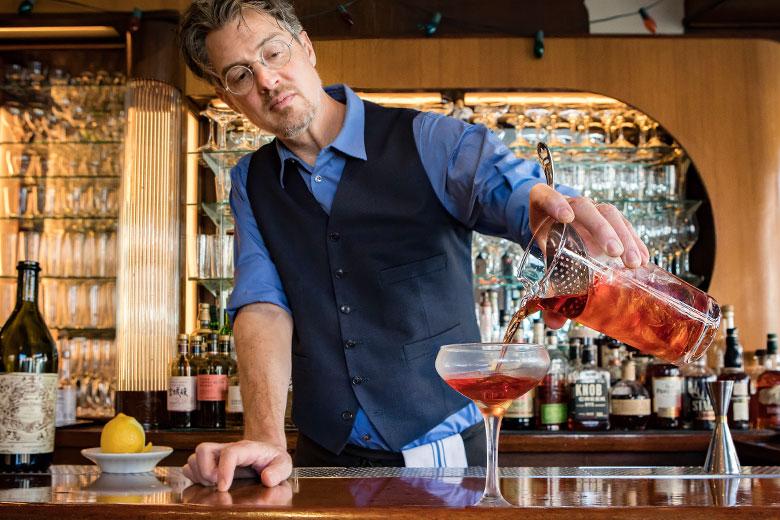 long island bar boulevardier cocktail recipe