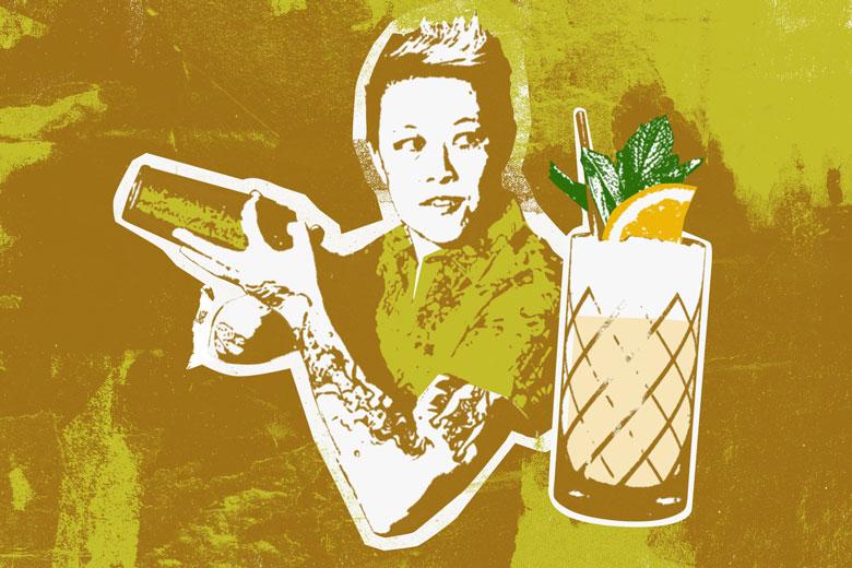 Tip Your Bartender Donna