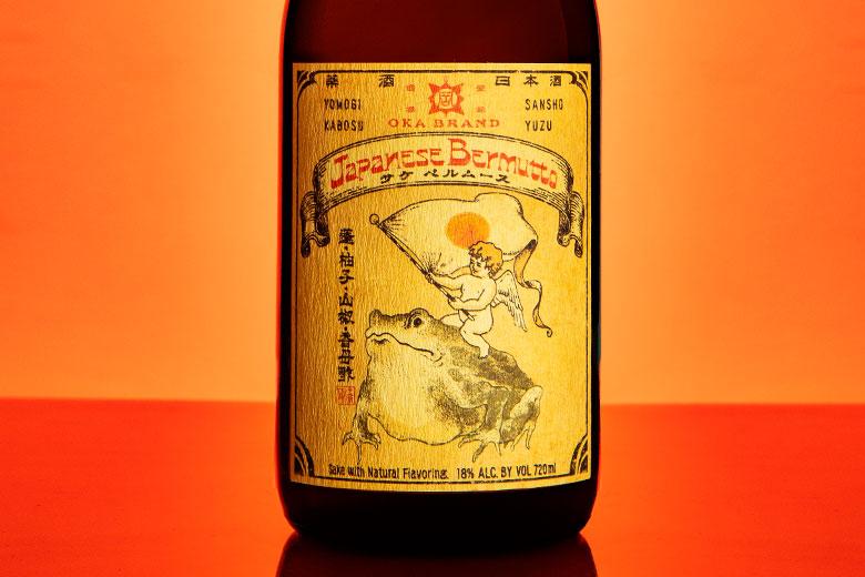 Tsutsumi Distillery Oka Kura Bermutto Sake Vermouth