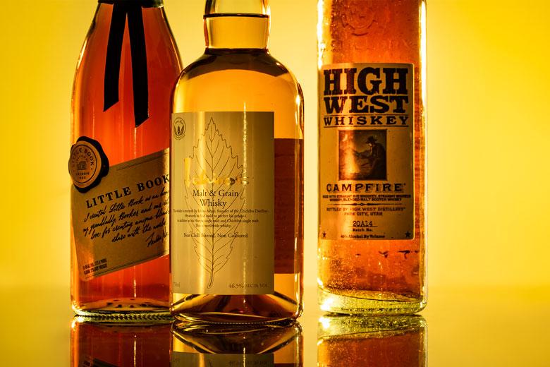 World Whiskey Blends