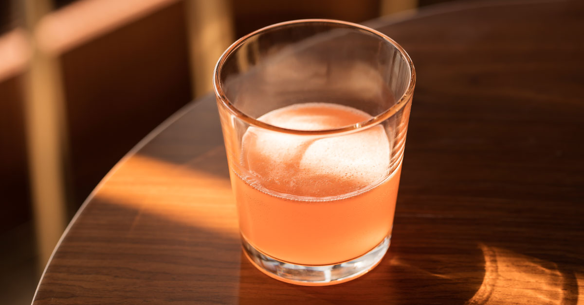 Sawyer Minor Classic Cocktail